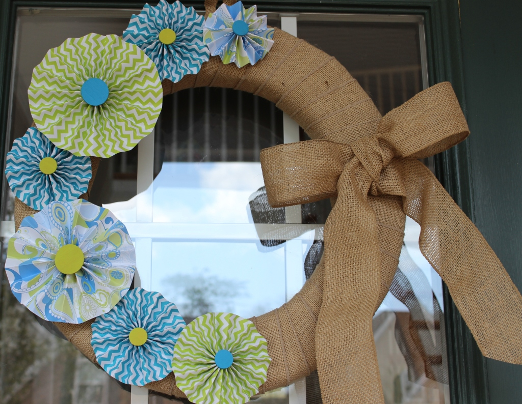 resize wreath
